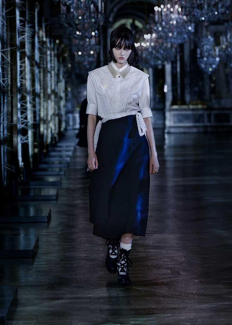 Modecollectie Dior herfst winter 2021 2022. Photo: Dior