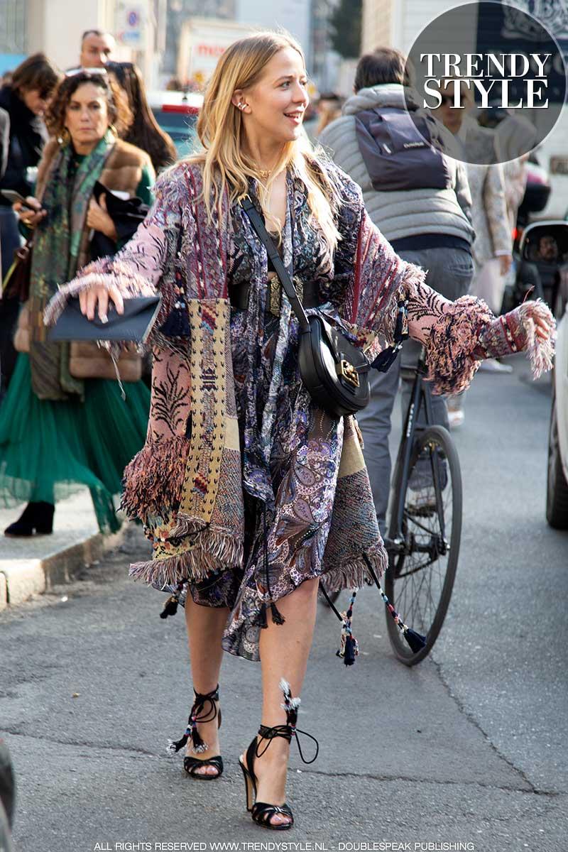 Streetstyle mode 2020. Zo draag je die supercoole zomerse fantasieën
