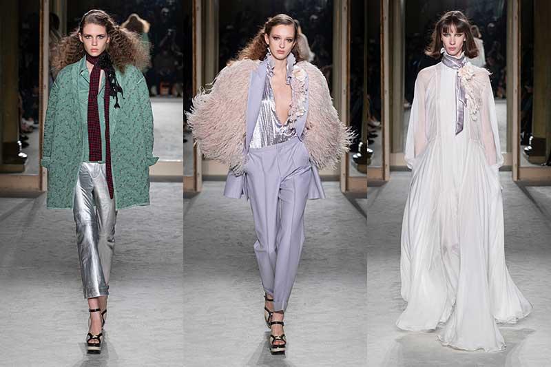 Modetrends winter 2020 2012. Feesten in zilver. 10x Stijltips
