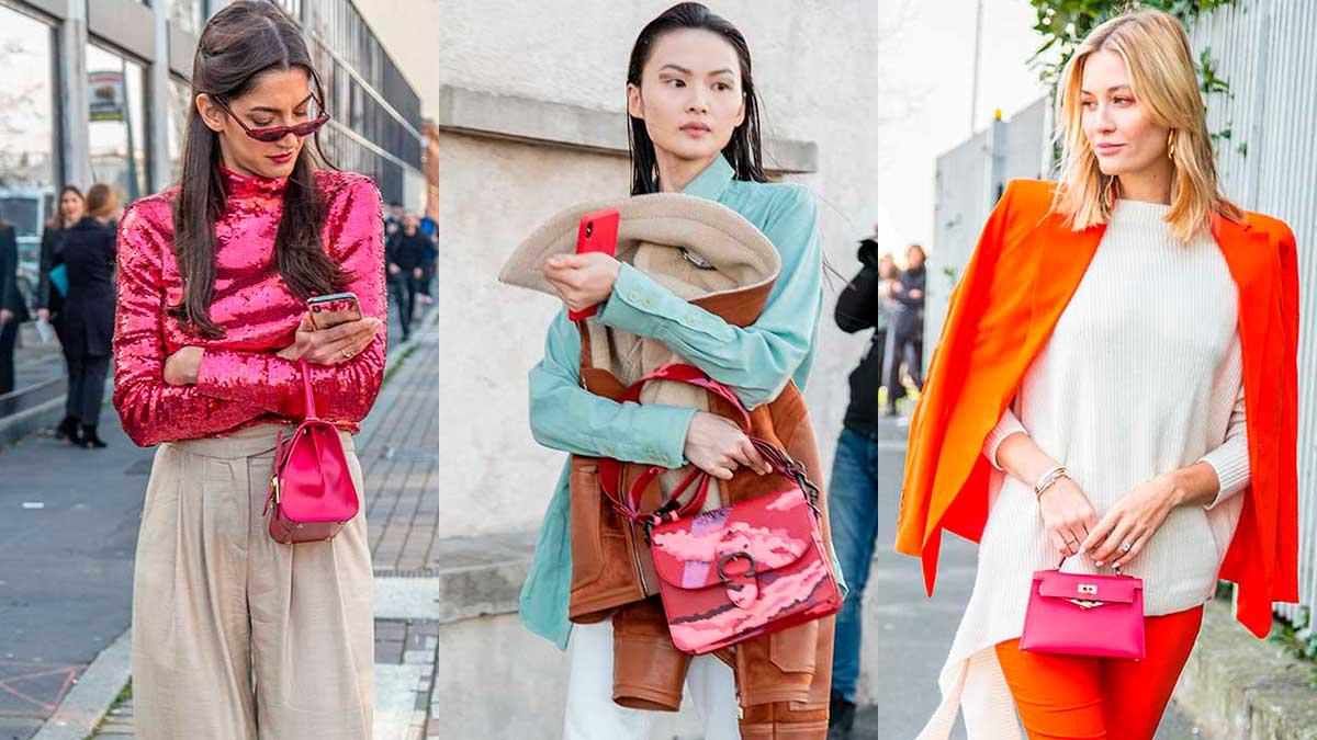 Streetstyle trends mode zomer 2020. Fantasietje of felle kleuren?