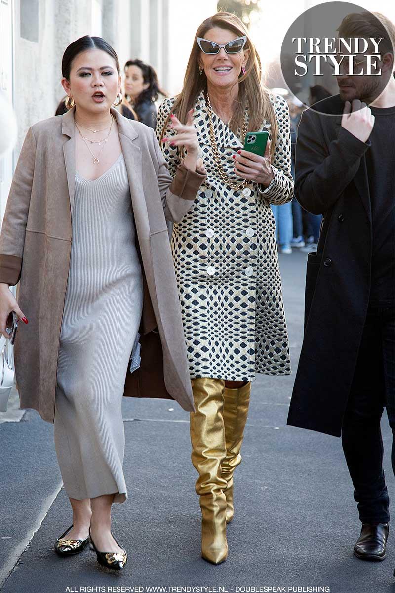 Modetrends lente zomer 2020. Goud gepast, maar vooral... ongepast!