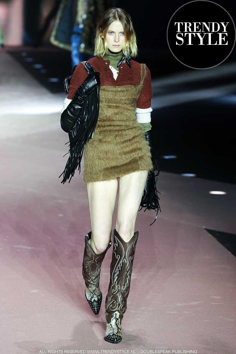 Modetrends winter 2020 2021. Warme wintermode