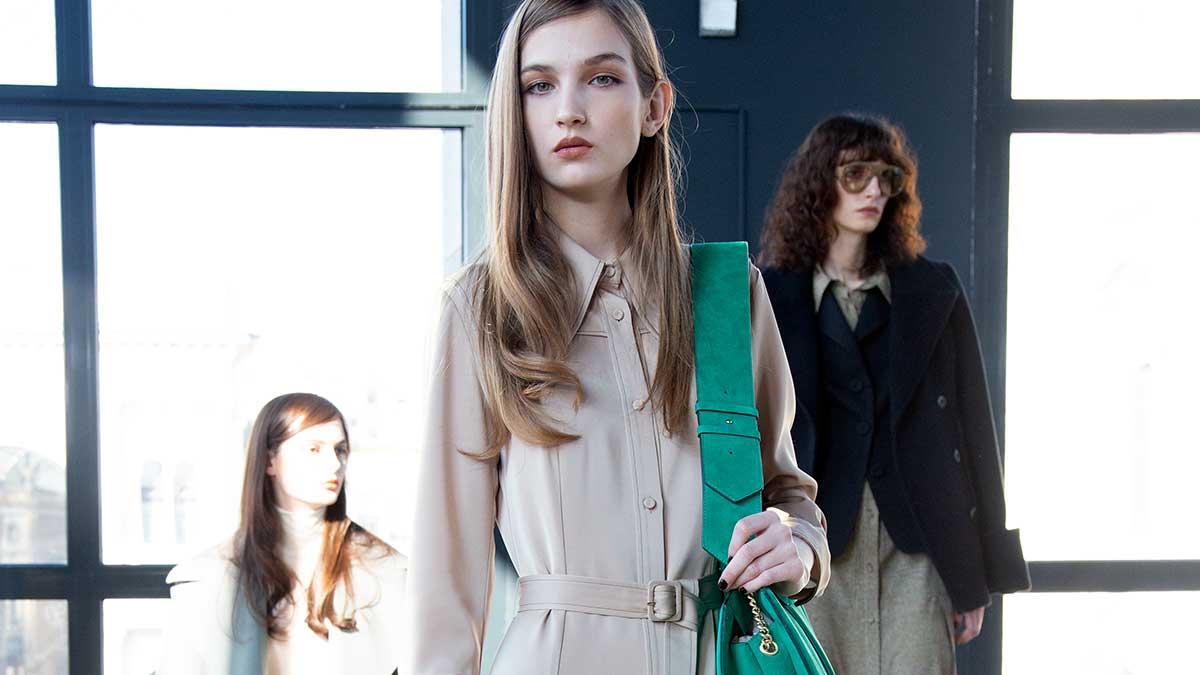 Modetrends herfst winter 2020 2021. (Nep)leer is waanzinnig trendy
