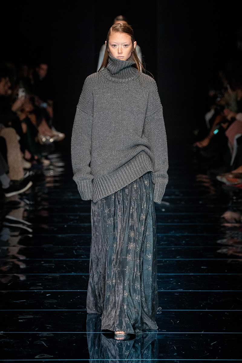 Modetrends herfst winter 2020 2021. Wintertruien