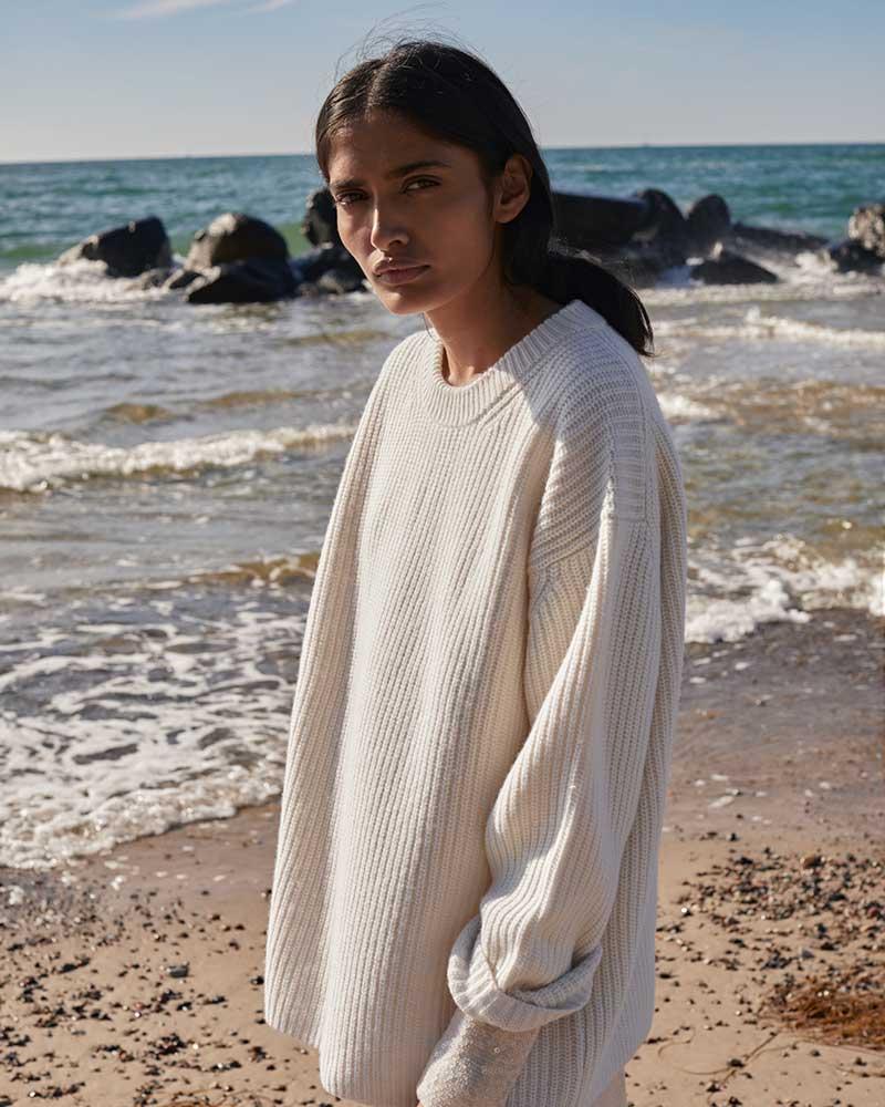 Knitwear trends voorjaar 2021. Truien en vesten