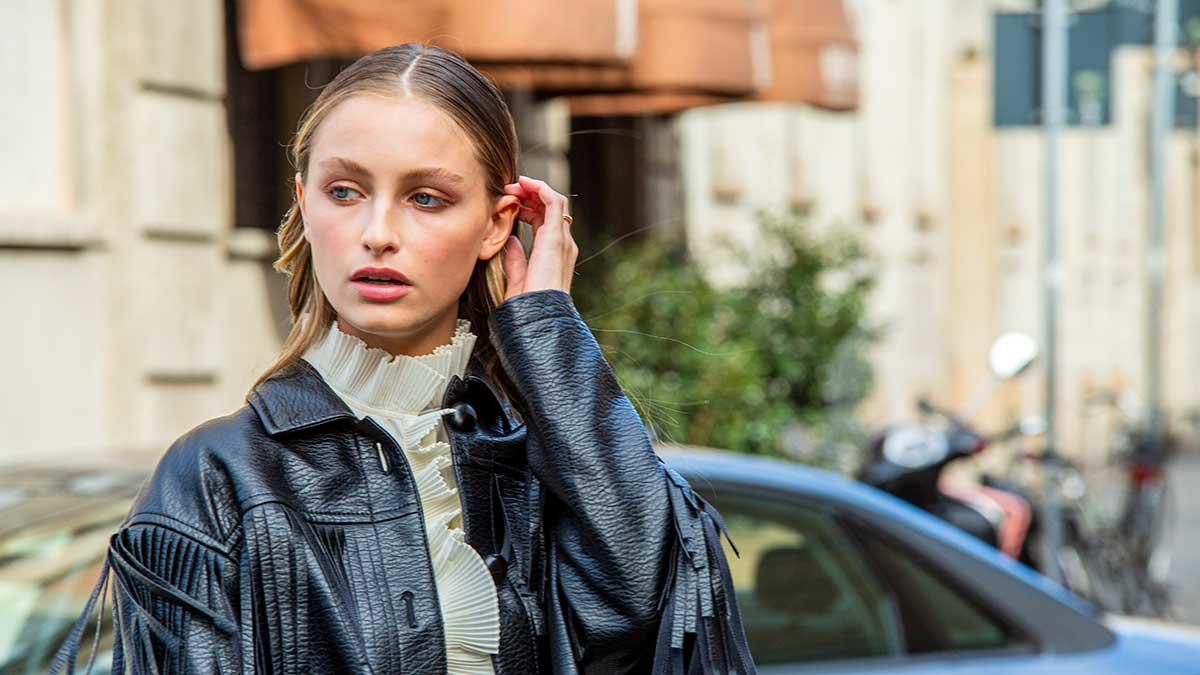 Modetrends winter 2020. De coolste leren must-haves. Zo draag je de total leather look
