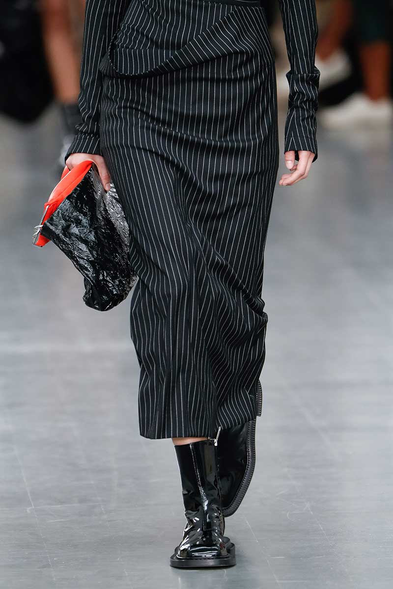 Modetrends lente zomer 2021. 7x Mode must-haves. Photo: courtesy of Sportmax