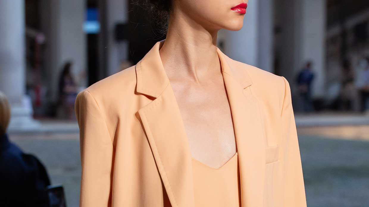 Modetrends lente zomer 2021. 7x Mode must-haves. Photo: courtesy of Max Mara