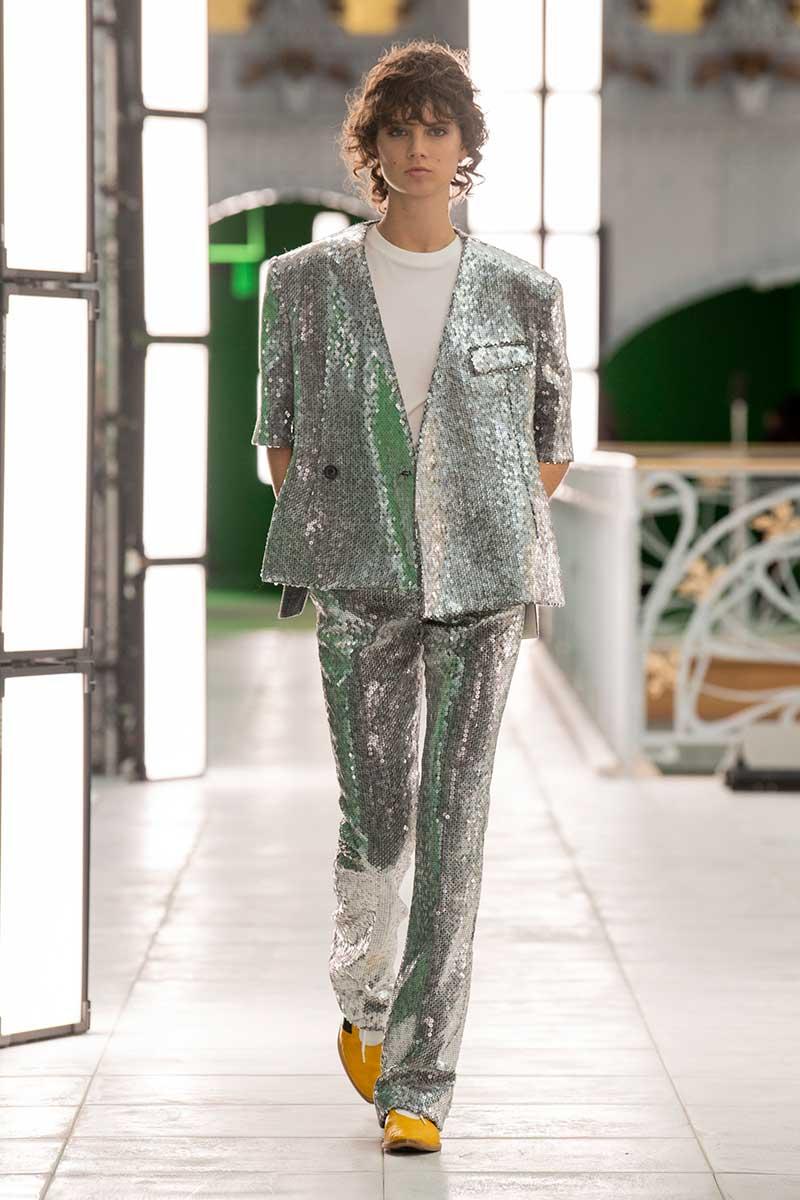 Modetrends zomer 2021. Pailletten