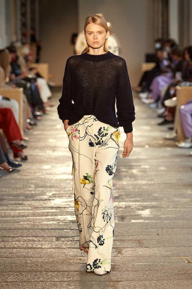 Modetrends 2021. Vier de lente in het geel