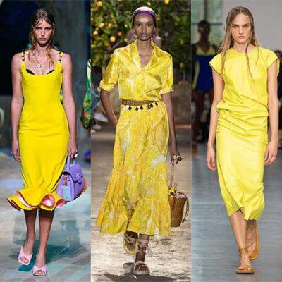Modetrends 2021. Vier de lente in het (paas)geel. Zo draag je deze kleur!