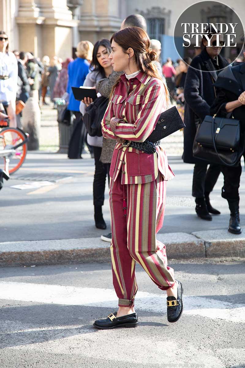 Modetrends lente zomer 2020. Drie modelooks