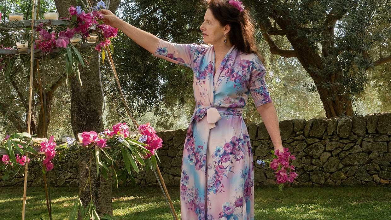 Modetrends lente zomer 2021. Romantische jurken voor alle leeftijden