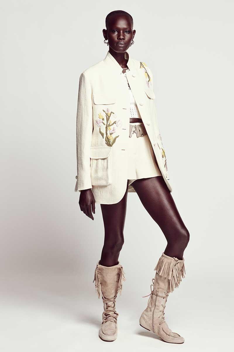 Modetrends lente zomer 2021. Trend alert: de witte blazer