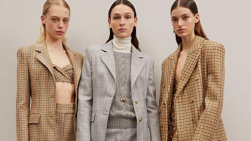 Modetrends herfst winter 2020 2021. Trend alert. Ruitjes