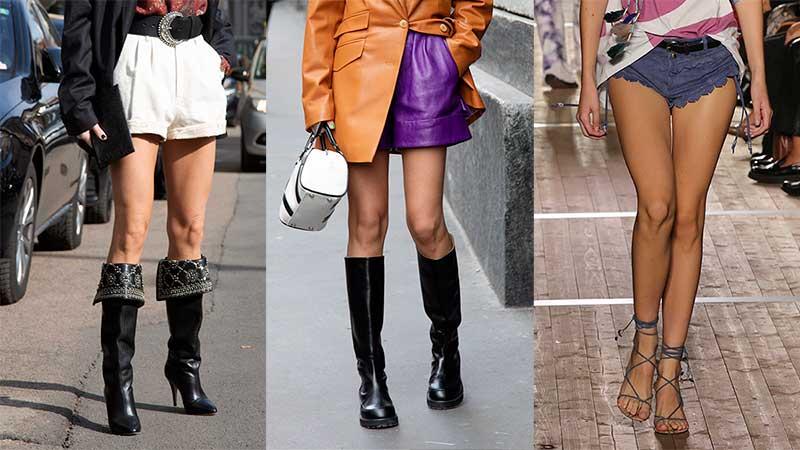 Modetrends lente zomer 2020. Shorts