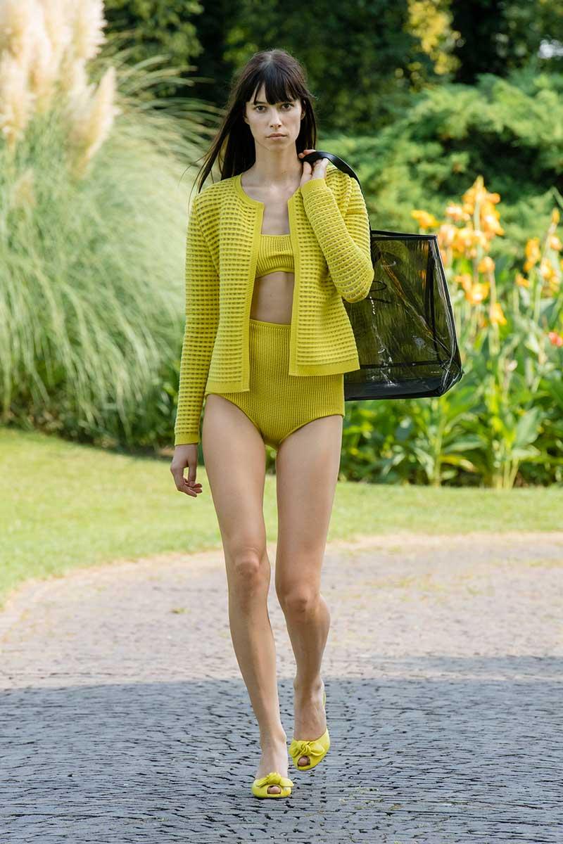 Modetrends lente zomer 2021. Speelpakjes