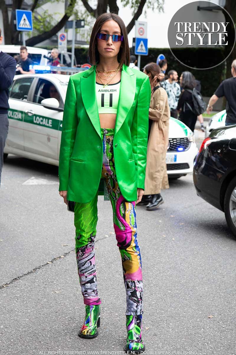 Modetrends zomer 2020. Sportief, casual en stylish
