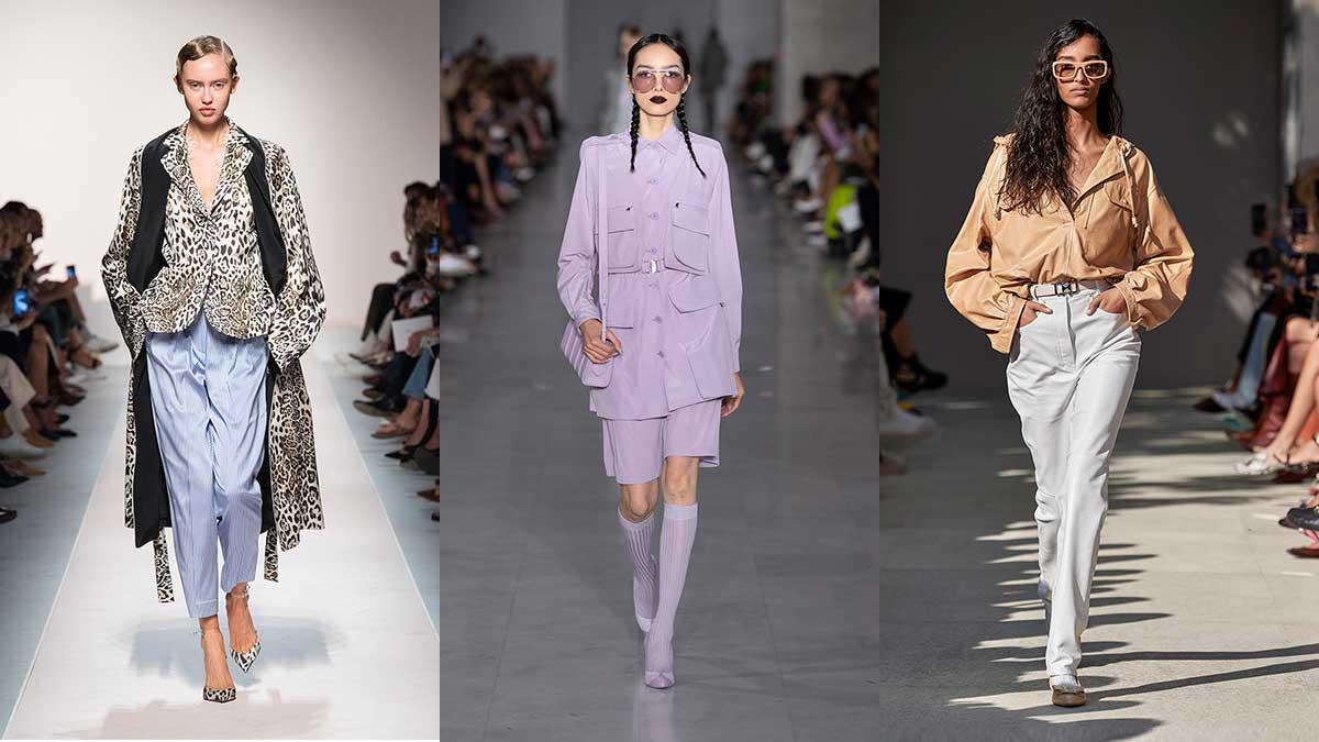Mode lente 2020. 5 Trendy mode ideeën