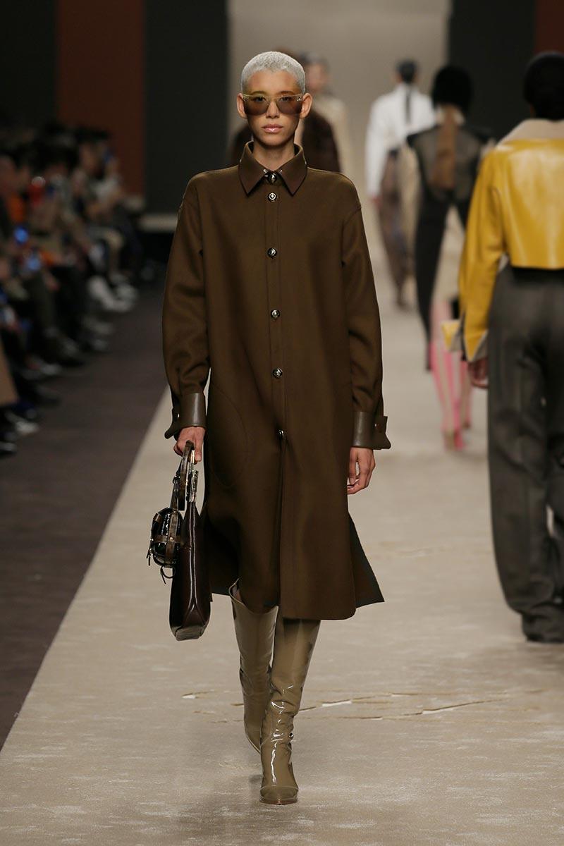 Modekleuren herfst winter 2019 2020