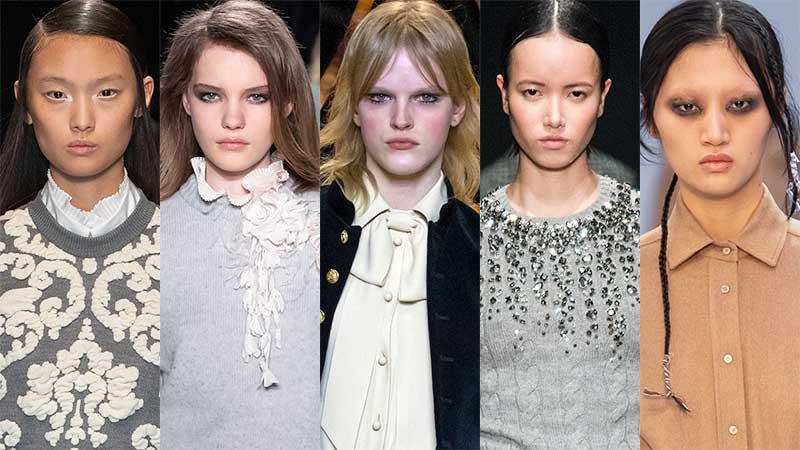 Mode winter 2020 2021. Deze modetrends zijn perfect voor jouw Zoom-vergaderingen