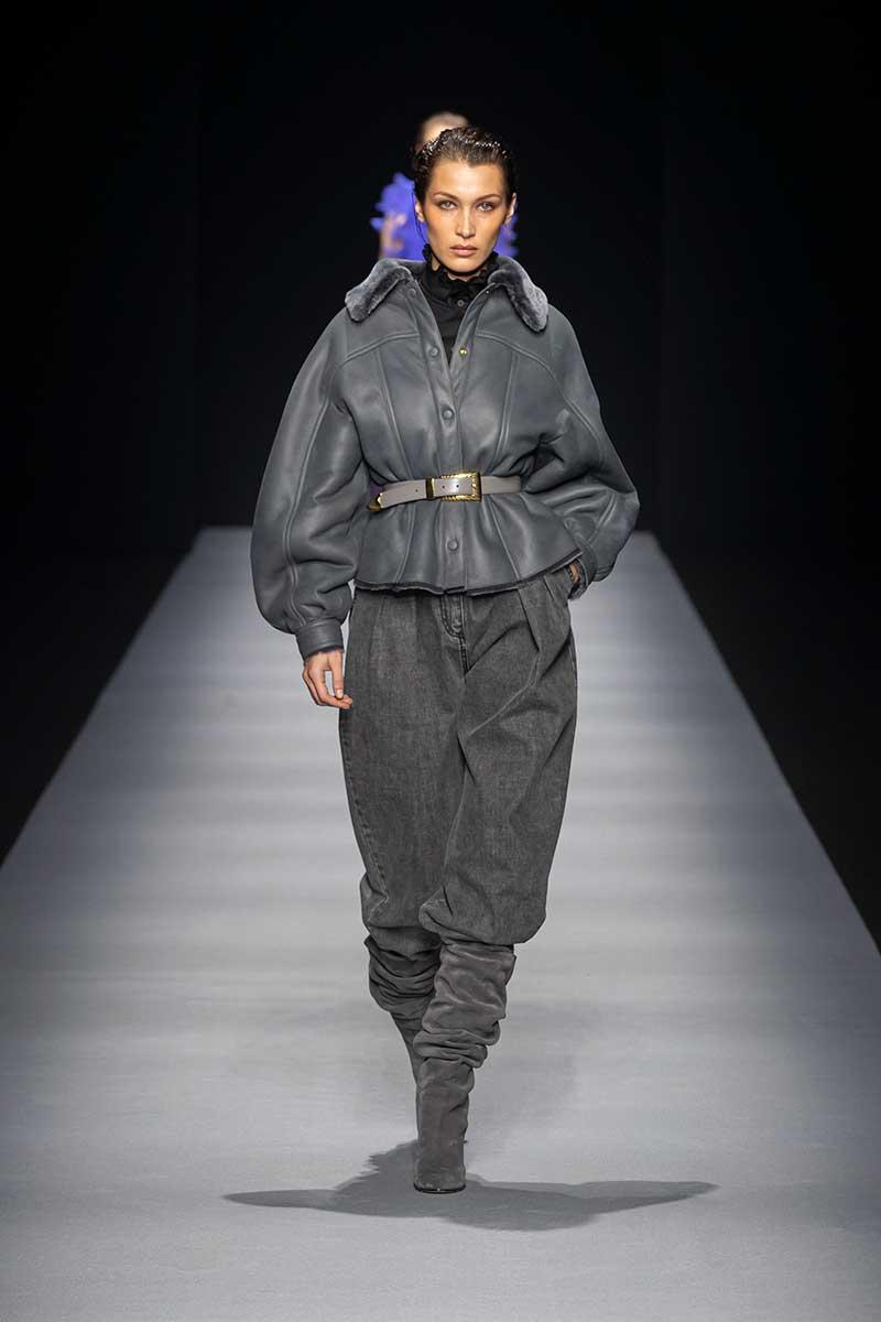 Modetrends herfst winter 2020 2021. Lang leve de jaren '80