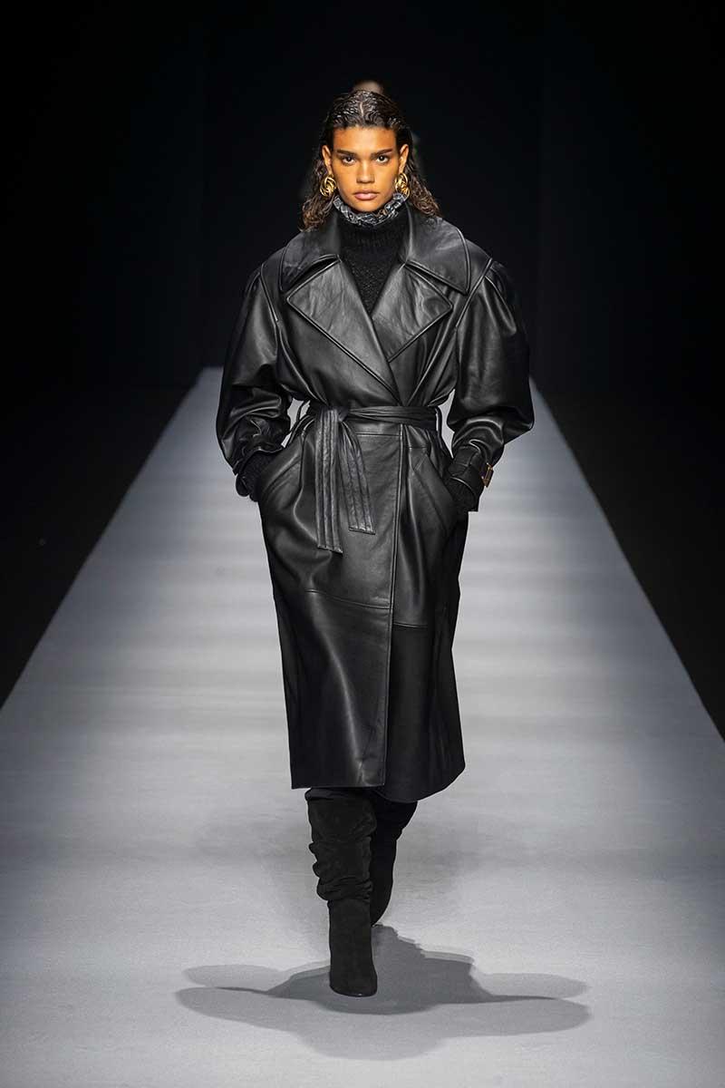 Modetrends herfst winter 2020 2021. Trench coats