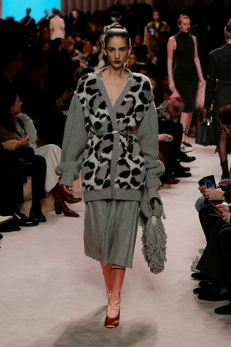 Modetrends herfst winter 2020 2021. Wollen vesten