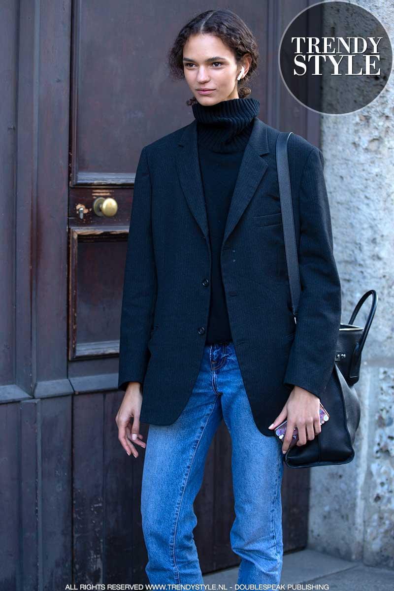 Modetrends winter 2021. Blazers voor een hippe casual (!) modelook