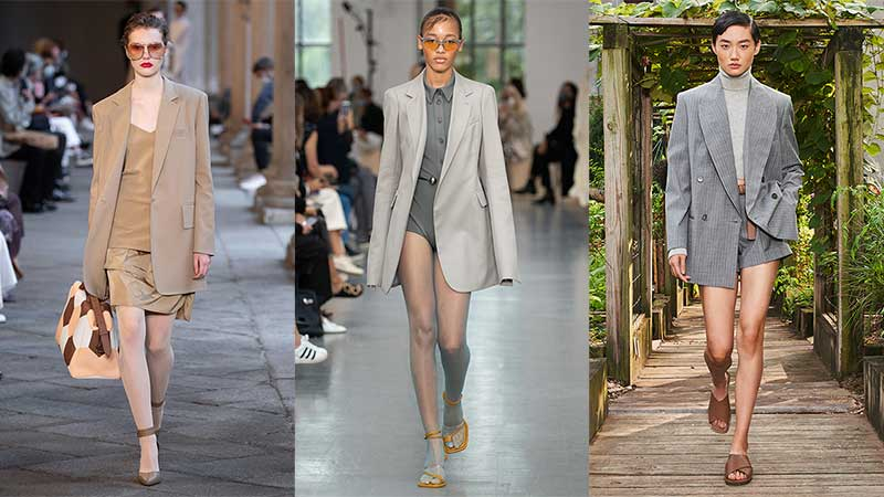 Modetrends lente zomer 2021. Must-have: oversize blazers. Zo draag je ze!