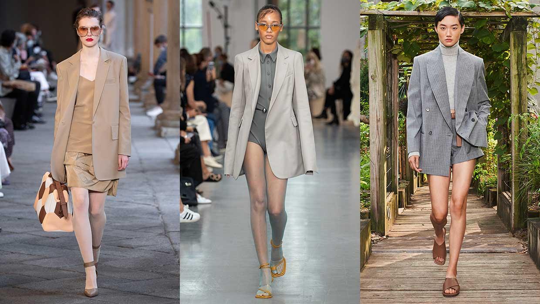 Modetrends 2021. Blazers