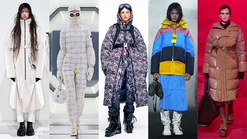 Modetrends 2021. Wintersport in eigen land. Deze winterlooks zijn supercool!