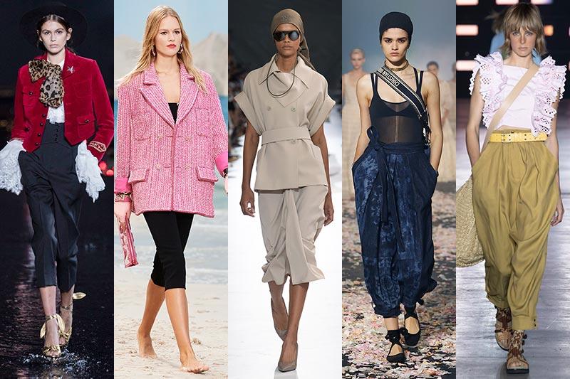 Extreem De nieuwste modetrends voor lente en zomer 2019. Trendystyle's ABC &XY74