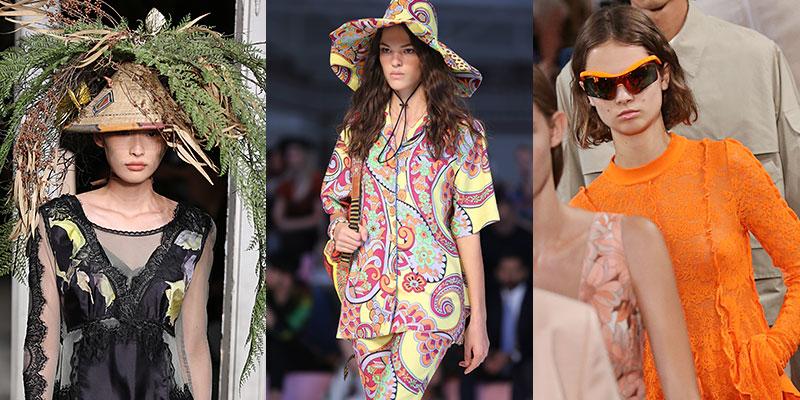Modetrends zomer 2019