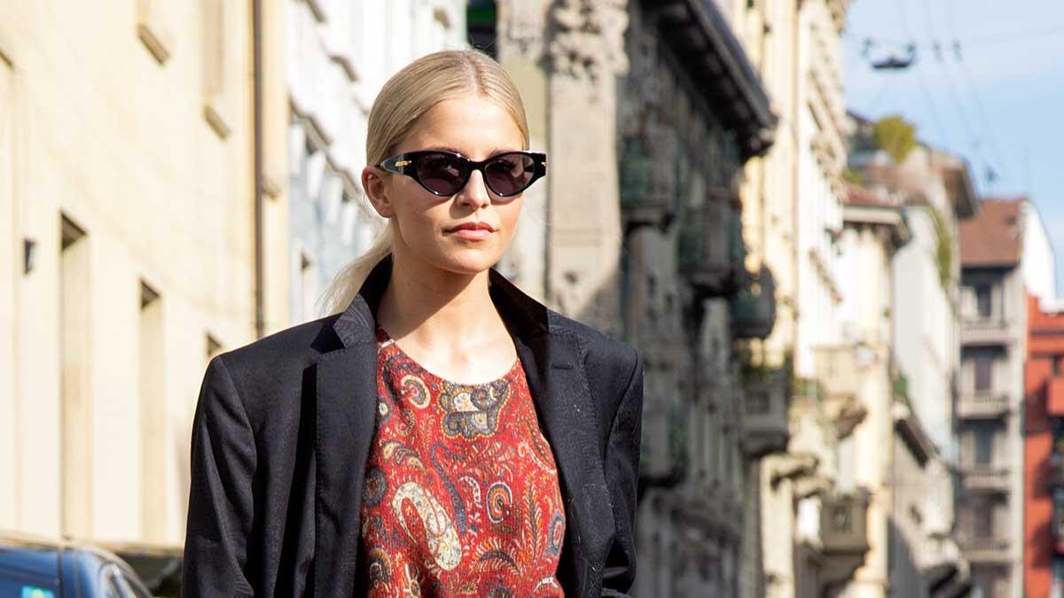 Modetrends lente zomer 2020. 4x Modelooks van fashionista Caro Daur