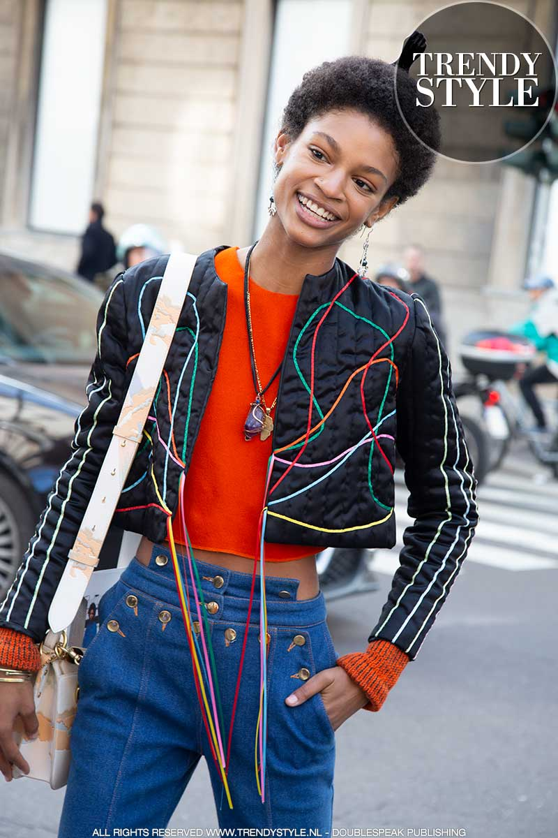 Modetrends lente zomer 2020. Feel good modelooks in kleur
