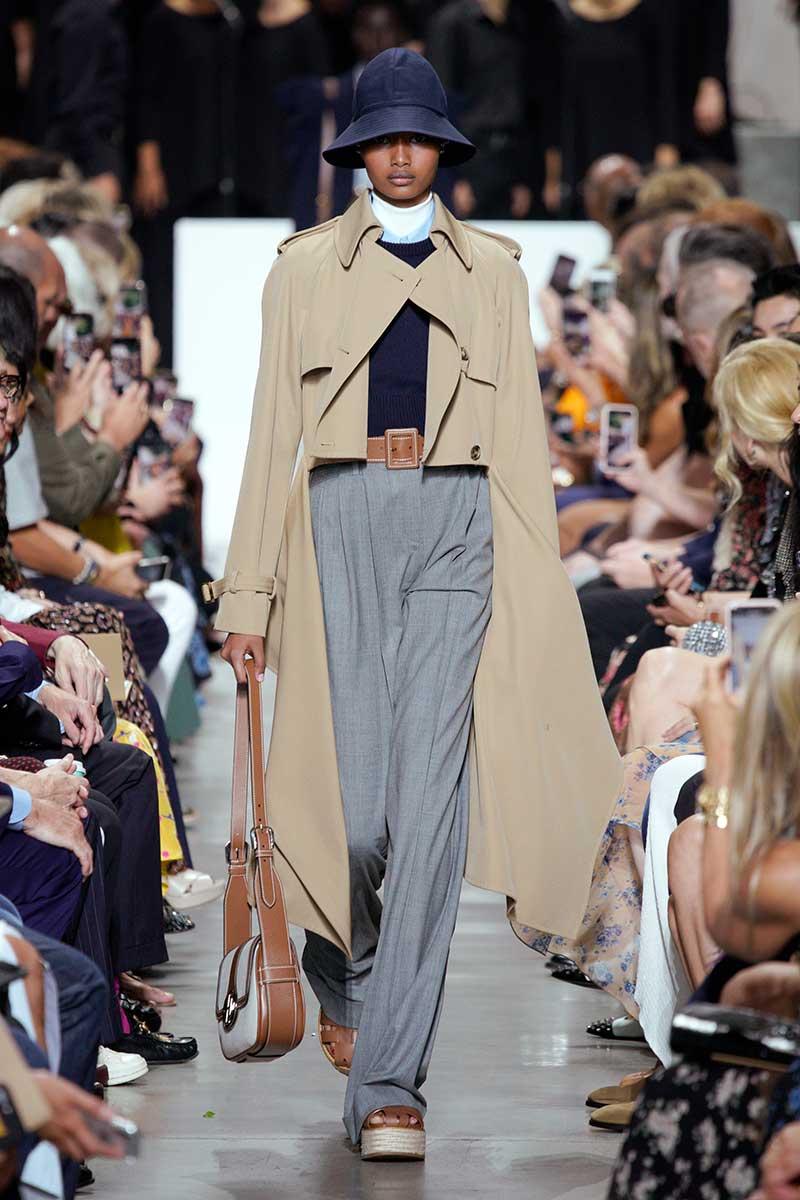Modetrends 2020. De trench coat