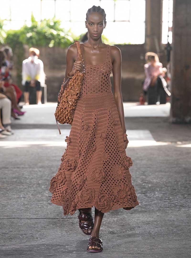 Modetrends zomer 2021. Jaren '70