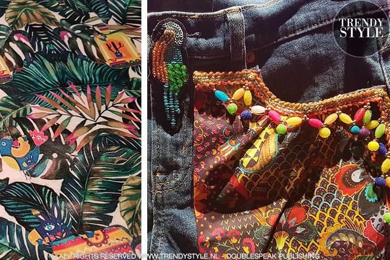 Modekleuren en fantasieën lente zomer 2021