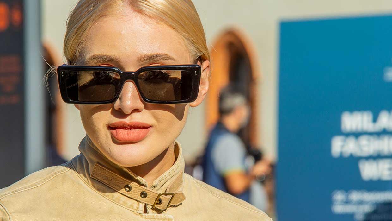 Zonnebrillen trends 2021. Deze zonnebrillen zijn geliefd bij de influencers