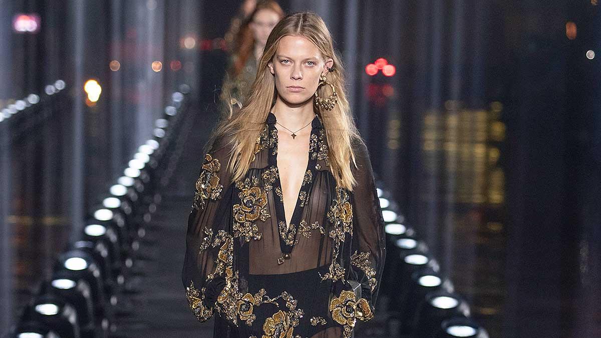 Modetrends zomer 2020. Total black in de zomer