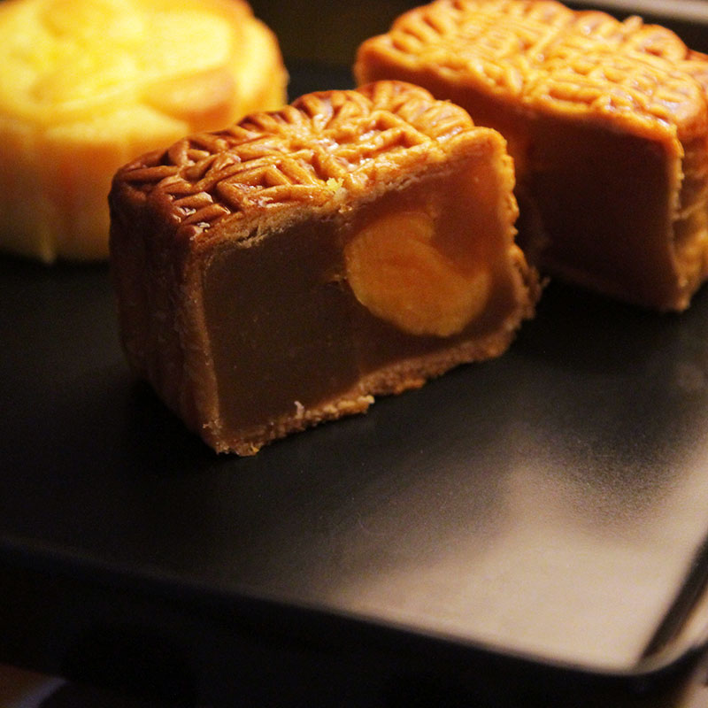 Mooncakes uit Hong Kong