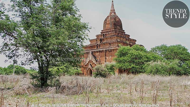 Tempels Bagan, Myanmar