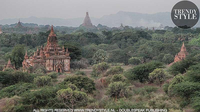Shwe-san-daw Pagode