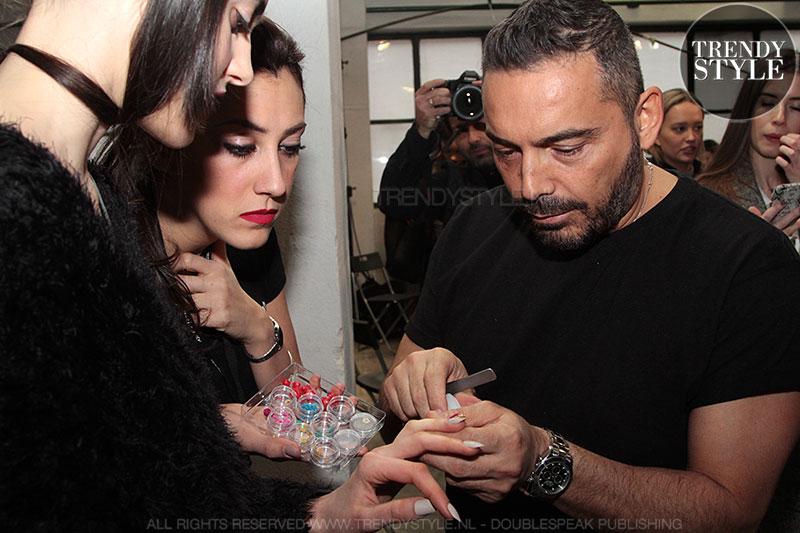 Antonio Sacripante Nail Art