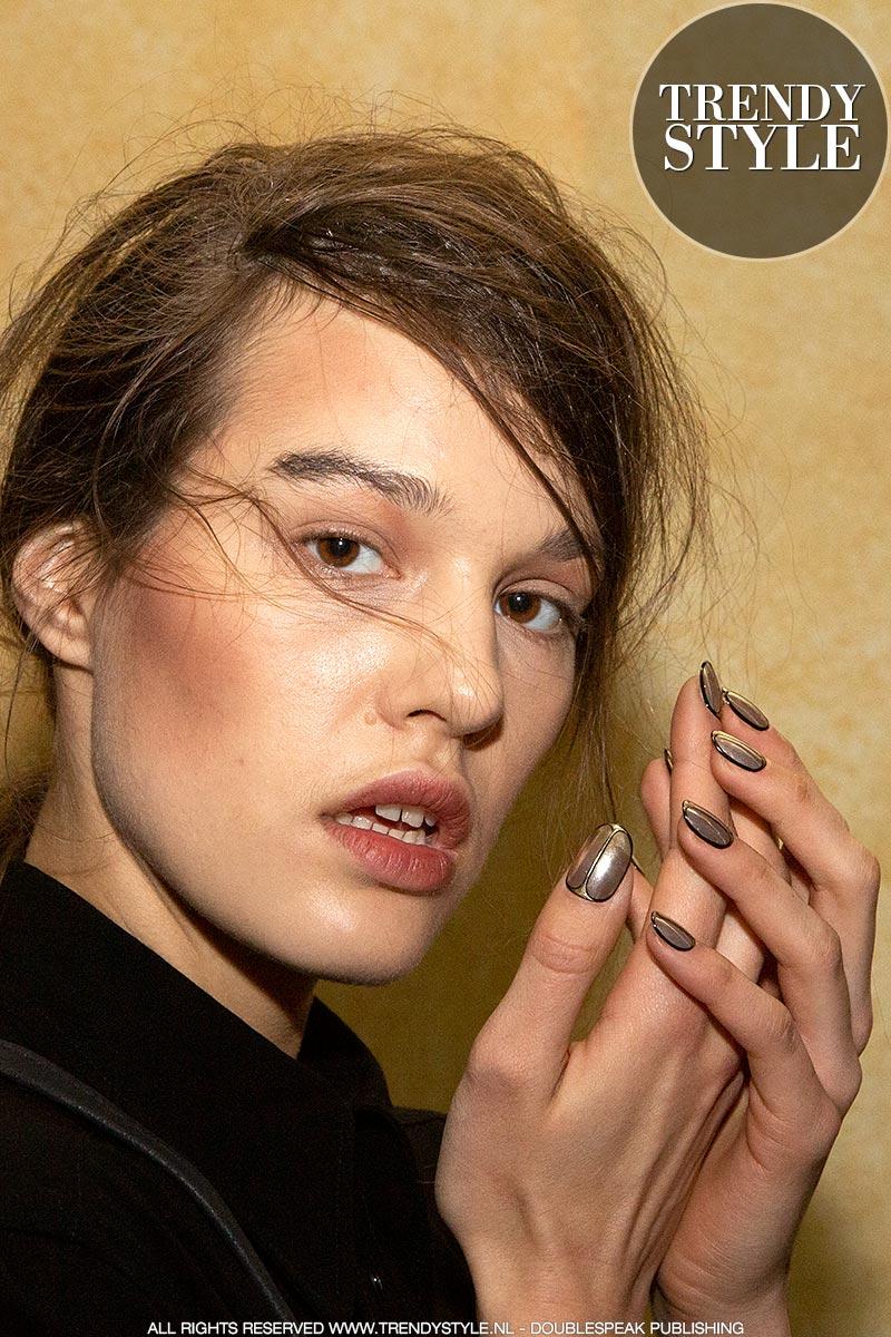 Nagellak trends en nail art herfst winter 2019 2020
