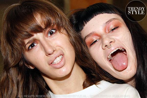 Septum piercings