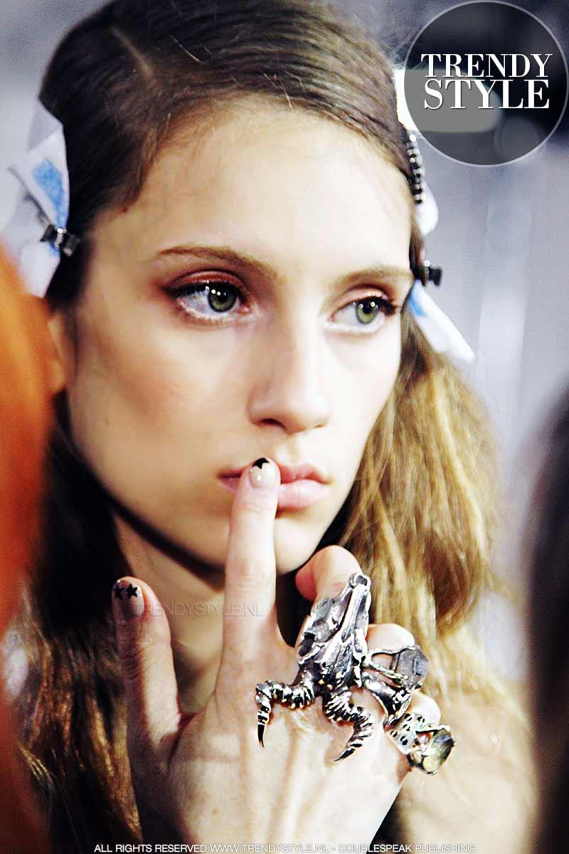 Natuurlijke make-up look