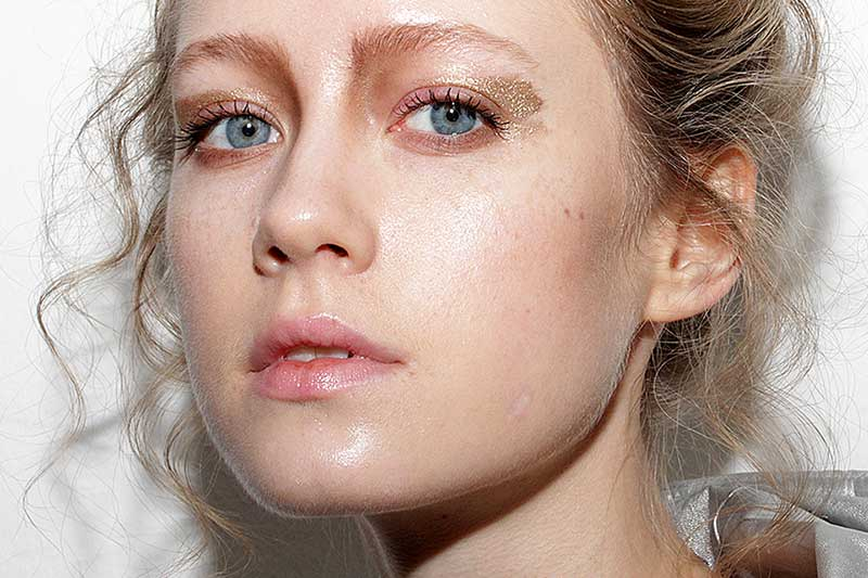 Oogmake-up trends herfst winter 2018 2019