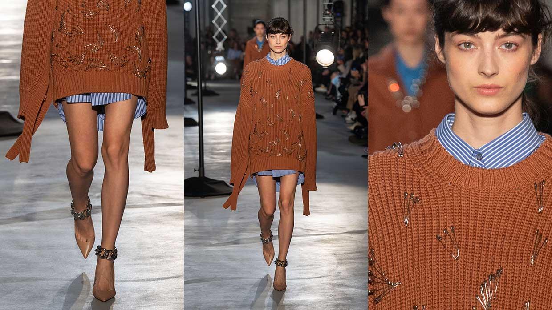 Modetrends winter 2020 2021. Oversize truien en vesten